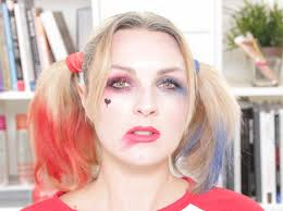 Youtube Carli Bybel Halloween by Quick Halloween Tutorial Harley Quinn Makeup Videos