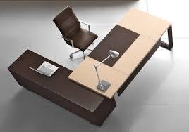 bureau en cuir bureau direction cuir au design contemporain découvrez le