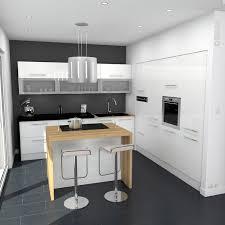 cuisine avec snack bar 14 best ilot de cuisine images on kitchen white open