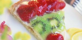 dessert aux kiwis facile tarte aux fraises et aux kiwis facile et pas cher recette sur