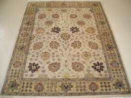 8 x 10 9 x 12 10 x 14 Hand Knotted Wool Oriental Area Rugs