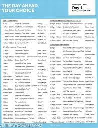 Norwegian Dawn Deck Plans Pdf by Norwegian Dawn Freestyle Daily Cruise With Gambee