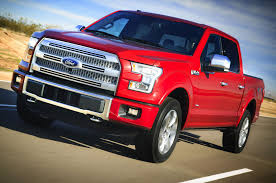 100 Ford Truck F150 2015 First Look Trend