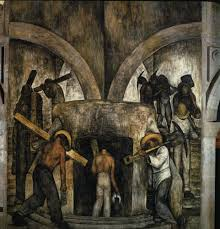 Diego Rivera Rockefeller Mural by Rivera Biography