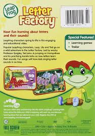 Amazon Letter Factory Leapfrog Movies & TV