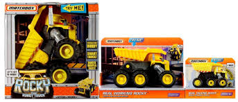 MATCHBOX Rocky The Robot Truck - Deluxe Rocky By Mattel - Shop ... Matchbox Rocky The Robot Truck Deluxe 1852829783 Caroltoys Tobot Tritan Mini Ukuran 25cm Mainan Anak Shopee The Transformers Robots In Dguise Warrior Class Bumblebee Figure Stuff To Buy Pinterest Ollies Black Friday Ad 2018 Youtube Smokey Fire Stinky Garbage Toys Games Vehicles Remote Robot Truck