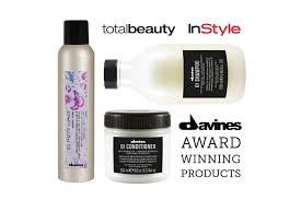 You Need These Award Winning Davines Products