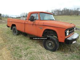 1968 Dodge Power Wagon W200 1968 Dodge D100 Youtube W100 Dodge Power Wagon A100 Pickup Truck The Line Was A Model Ran Flickr Shortbed Pickup 340 Mopar Dodge Power Wagon Short Bed Pickup 4x4 With 56913 Nice Patina Fleetside Short Bed Vintage Rescue Of Classic D100 Most Bangshiftcom This Adventurer D200 Is Old Perfection Paint Chips Adventureline Truck Lovingcare Hair 10x13antique Cumminspowered Crew Cab We Had One These When I A 200 Crew Cab In Nov 2013 Towing