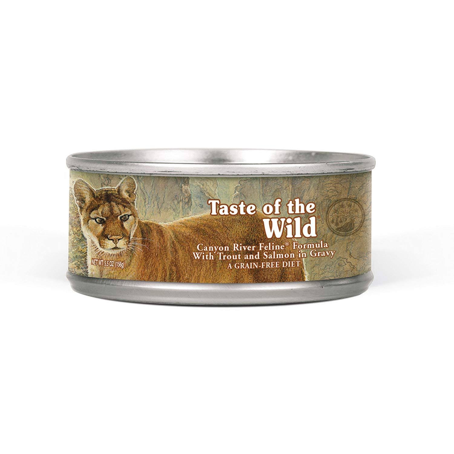 Taste of the Wild Canyon River Feline Wet Cat Food