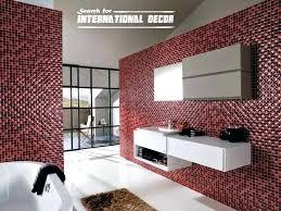 mosaic bath tiles bathroom mosaic tile designs new at modern