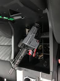 What's Your Truck Gun   Toyota Tundra Forum Folding Ar15 Pistol Ultimate Truck Gun Shooting Strategies The Kpos Pathfinder Ultimate Truck Gun Option Spotter Up Holster Ford F150 Forum Community Of Fans Lone Star Armory Tx15 Light Enhanced Finished In Montana 1911addicts Pmiere 1911 For Enthusiasts 1 Great Day Centerlok Overhead Gunrack Discount Ramps Lets See Your Truckcar Gun Ar15com Liberal Club It Aint A Party Till The Trunk Guns Come Out Top 10 Choices Airguns Arizona Blog Air Forces 25 Caliber Pistol Ar Album On Imgur Beretta 92s 9mm Gunprime