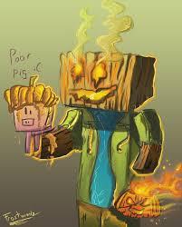 Minecraft Pumpkin Design by Frostwindzdrawing Minecraft Pumpkin Man By Frostwindz On Deviantart
