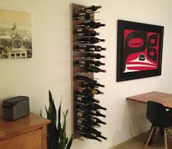 Great Ideas For Kitchen And Dining Room Decoration With Wine Rack Enchanting