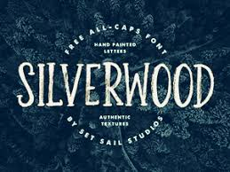Silverwood Rustic Font Free Typeface