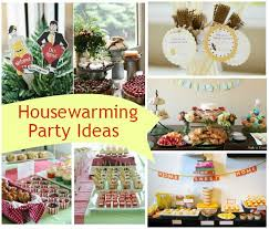 Housewarming Party On A Budget