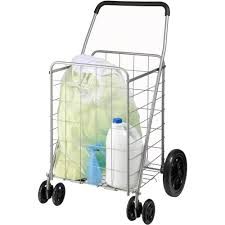 100 Hand Truck Lowes Honey Can Do Steel Folding DualWheel Utility Rolling Cart Gray