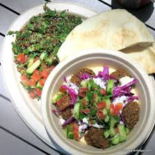 Ultimate Hummus Bowl With A Side Of Quinoa Tabbouleh From Falasophy ... Hidden Gem Hip Rainey Street Food Truck Is Your Ticket To Paradise Food Root Note Fding Fans At Breweries Around Town Raskin A Citroen Serving Vegetarian Burritos And Nachos A The Middle Feast Food Truck Life Beautiful 2017 Streats Vegan Truck Berlin Happycow The Green Tambourine Offers Vegan Cuisine On The Go Times Free Press Menu Affin Saturday Night Foodies Now There Vegetarian In Best Trucks La Oc From Daniel Shemtob New Mexican Hit Tartan Stuffed Twisted Pretzels University Ave West Guide Montreal Montreall