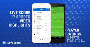 Sofa Score Calculator App by Sofascore Live Score App Free Download