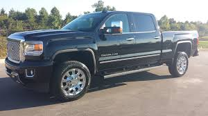 VWVortex.com - Which One Would You Prefer GMC Sierra Denali Vs Chevy ...