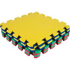Walmart Canada Patio Rugs by Tg Multi Color Eva Foam Exercise Mat 8 Piece Walmart Com