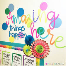 Classroom Wall Decor Decorations Decoration Ideas Images