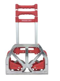Magna Cart Personal 150 Lb Capacity Aluminum Folding Hand Truck (Red ... Potted Plant Hand Truck Thegreenheadcom Green House Magna Cart Folding Personal 150lb Alinum The Best Trucks For 72018 On Flipboard By Mytopstuff Ideal 150 Lb Capacity Steel Amazoncom Harper 500 Quick Change Convertible Mcx Lbs Hktvmall Flatform Platform Model Ff Rockler Woodworking Cheap Small Find Deals Mci