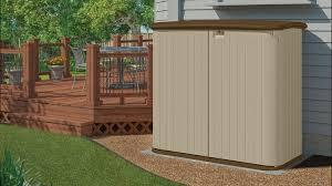 32 cu ft horizontal shed suncast corporation