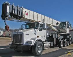 100 For Sale Truck Terex CROSSOVER 5000 50Ton Boom Crane S