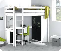 lit mezzanine bureau blanc lits mezzanine avec bureau lit mezzanine bureau enfant lit enfant