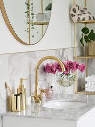 marble gold bathroom luxurybathdecor gold bad