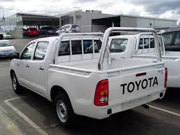 Ozrax Ute Ladder Bars – Toyota Hilux (04/2005 – 09/2015) | All ...