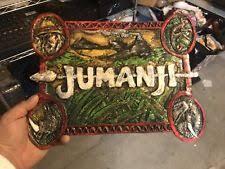 Jumanji Board Game Prop Replica Last One