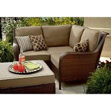 Ty Pennington Bedding by Ty Pennington Style 65 51051b Mayfield 4 Pc Sectional Group