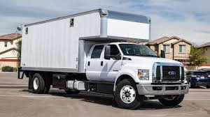 2017 Ford F-650 CC Supreme Box Truck Walkaround - YouTube