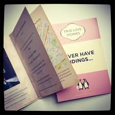 Wedding Invitations Book Style 710x710