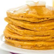 Vegan Bisquick Pumpkin Pancakes by Pumpkin Pancakes Recipe