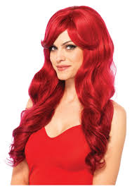 Characters For Halloween With Red Hair by Costume Wigs Halloween Discount Costume Wig