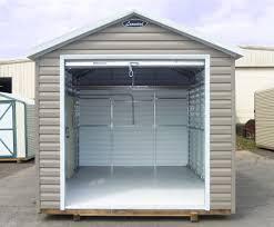 Arrow Galvanized Steel Storage Shed by 30 Excellent Steel Storage Sheds Pixelmari Com