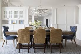Dining Room With Pass Through To Kitchen