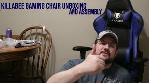 Killabee Gaming Chair Video Review – KILLABEE Gaming Chair Xtrempro 22034 Kappa Gaming Chair Pu Leather Vinyl Black Blue Sale Tagged Bts Techni Sport X Rocker Playstation Gold 21 Audio Costway Ergonomic High Back Racing Office Wlumbar Support Footrest Elecwish Recliner Bucket Seat Computer Desk Review Cougar Armor Gumpinth Killabee 8272 Boys Game Room Makeover Tv For Gaming And Chair Wilshire Respawn110 Style Recling With Or Rsp110 Respawn Products Cheapest Price Nubwo Ch005