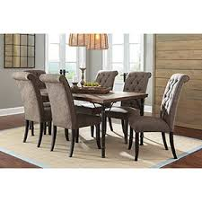 Signature Design By Ashley Tripton 7 Piece Dining Set Room View