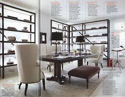 Design By Darryl Carter As Featured In O At Home