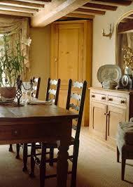 esszimmer mit antikem tisch bild kaufen 717030