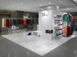 Smart Display System Shop Interior Design