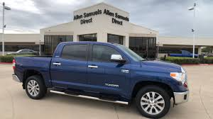 Pre-Owned 2015 Toyota Tundra 2WD Truck LTD Crew Cab Pickup In Euless ...