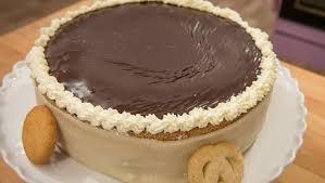 marzipan vanille torte