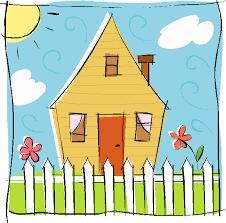 Bungalow Clipart Cute House 15