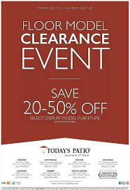 El Patio Simi Valley Los Angeles Ave by Clearance Event Today U0027s Patio Furniture U0026 Decor