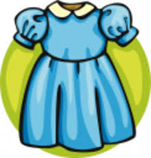 Dress Clipart Kid 15