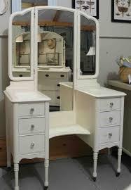 Bedroom Vanity Dresser Set by Bathroom Makeup Vanity Table With Lighted Mirror Make Up Table